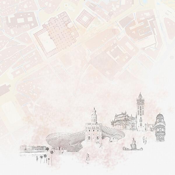 Diseño de recreaciones de Sevilla